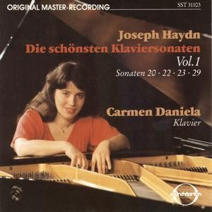 Haydn: Piano Sonatas Nos. 33, 37, 38 & 44