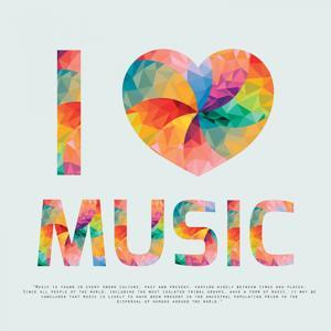 I Love Music, Vol. 8