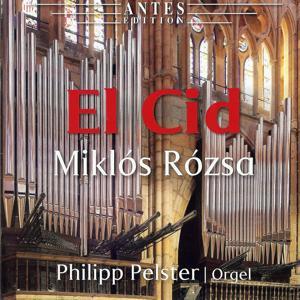Rózsa: El Cid für Orgel