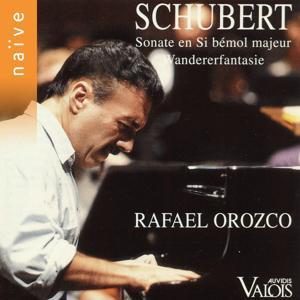 Schubert: Piano Sonata No. 21 & Vandererfantasie