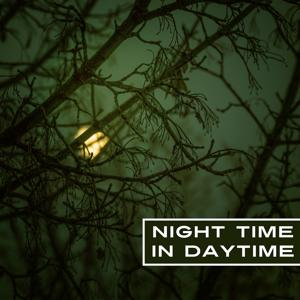 Night Time in Daytime - Time to Bed, Moment of Sleep, Rest of the Night, Moon View, Wonderful Starlight
