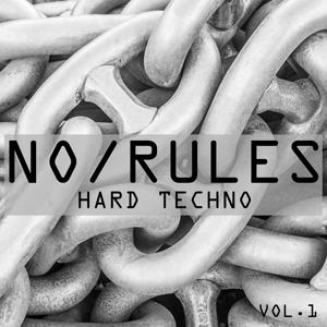 No Rules Hard Techno, Vol. 1