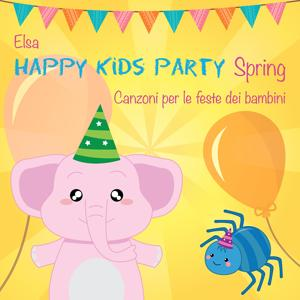 Happy Kids Party Spring