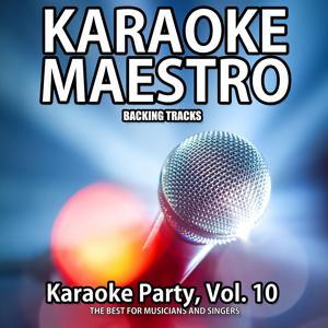 Karaoke Party, Vol. 10