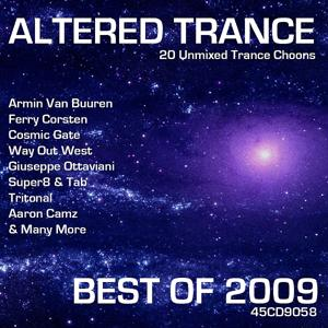 Altered Trance Best Of 2009