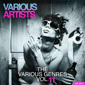 The Various Genres 2014, Vol. 11 - EP