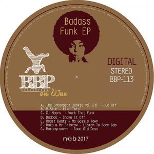 Badass Funk EP