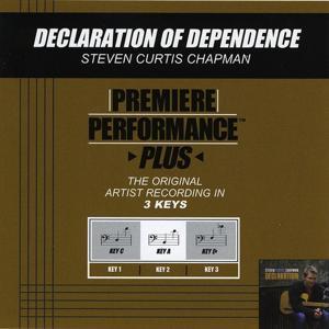 Declaration of Dependence (Performance Tracks) - EP