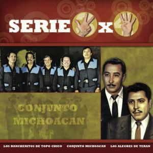 Serie 3x4 (Los Alegres De Teran, Rancheritos Del Topo Chico, Conjunto Michoacan)