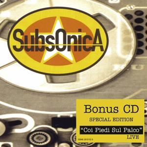 Subsonica + Con I Piedi Sul Palco Live