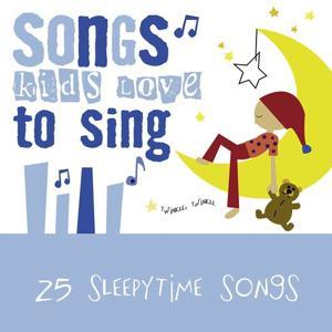 25 Sleepytime Songs