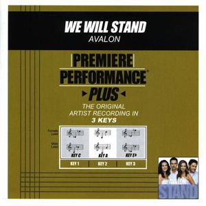 We Will Stand (Performance Tracks) - EP