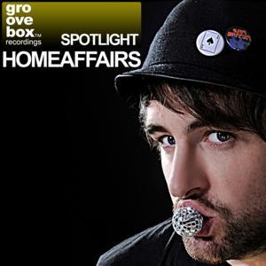 Groovebox Spotlight On Homeaffairs
