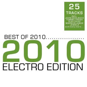 Best Of 2010 - Electro Edition