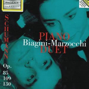 Robert Schumann : Piano Duet