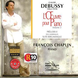 Debussy : L'oeuvre pour piano,  vol.3