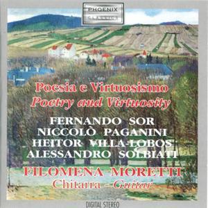 Sor, Paganini, Villa Lobos and Solbiati: Poetry and Virtuosity
