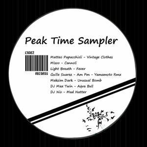 Peak Time Sampler
