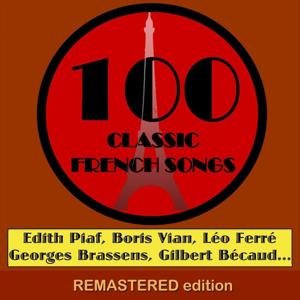 100 Classic French Songs (For YouTube Only) [Part 2] (Volume 1)