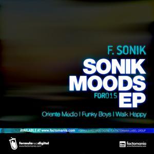 Sonik Moods EP