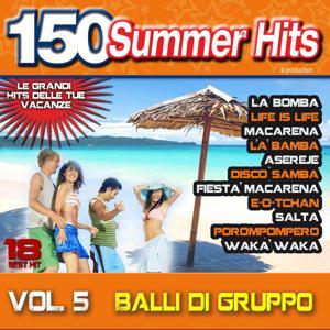 Summer Hits, Vol. 5 (Balli di gruppo)