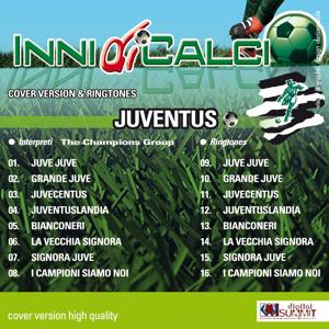 Inni di calcio Juventus (Cover Version & Ringtones)
