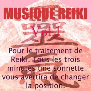 Musique Reiki, vol. 1 (Pour le traitement de Reiki. Tous les trois minutes une sonnette vous avertira de changer la position)