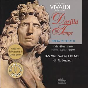 Vivaldi : La Dorilla in Tempe, opéra en 3 actes