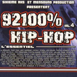 92100 Hip-Hop Vol. 4