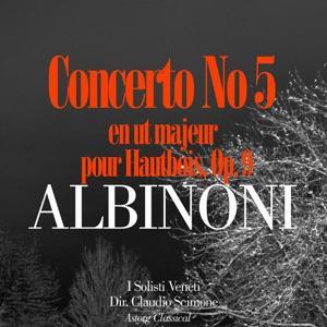 Albinoni: Concerto No. 5 en ut majeur pour Hautbois, Op. 9