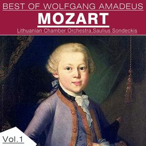 Best of Wolfgang Amadeus Mozart, Vol. 1