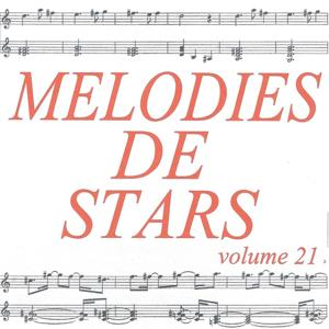 Mélodies de stars volume 21
