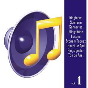 Ringtones, Vol. 1 (Suonerie, Sonneries, Klingeltöne, Luitone, Zvonení, Toques, Tonuri De Apel, Ringsignaler, Ton de Apel)